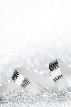 Silver ribbon