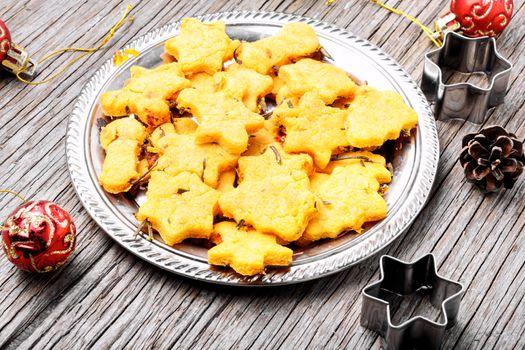 Symbolic Christmas cookies