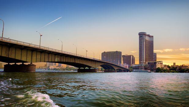 Bridge on the Nile