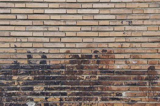 Brick background, detail of a wall, textured background