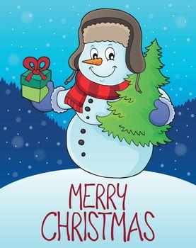 Merry Christmas subject image 9