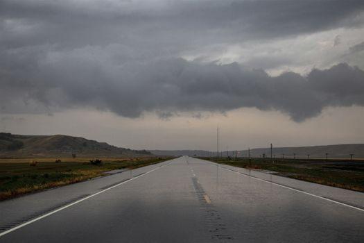 Storm Clouds North Dakota
