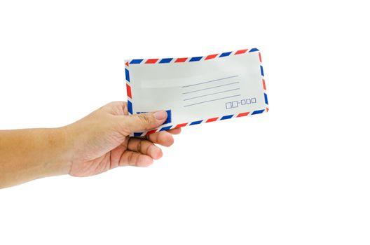 Handle the envelope