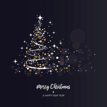 Brightness christmas tree