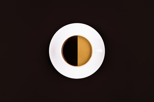 Atypical coffee mug