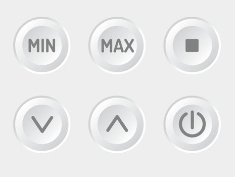 Control Panel. Brightness adjustment. Variable Lighting Lamp