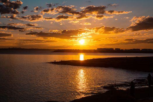 Sunset over Botany Bay