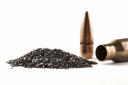 Gunpowder and Bullet