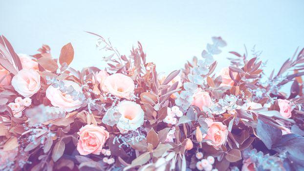 Amazing floral decoration