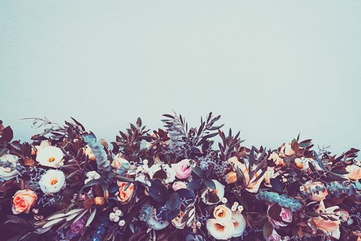 Beautiful floral composition