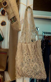 Traditional turkish handmade bag