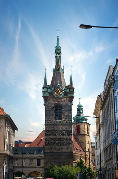 Jindrisska Tower Prague