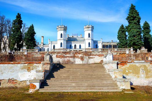 Old Sharovsky castle