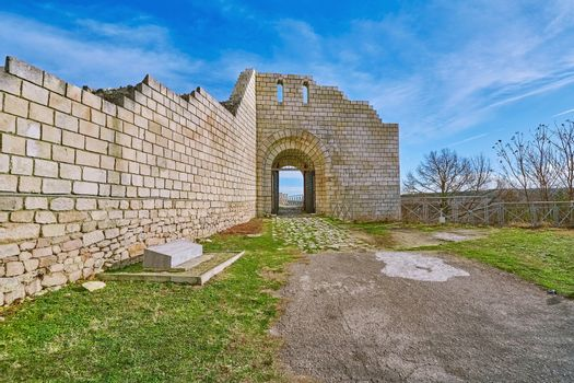 Main Entry of the Fortress