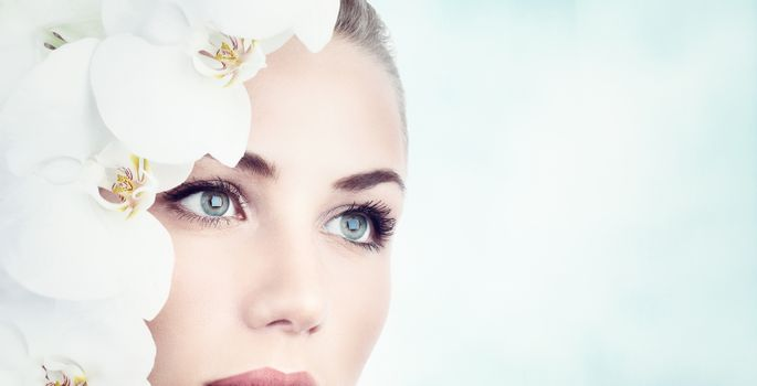 Beauty and health concept
