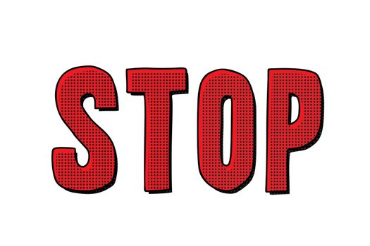 stop word text