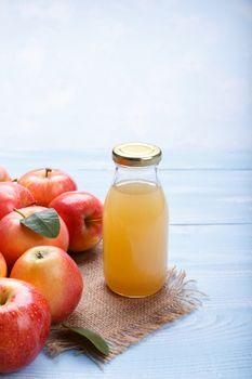 apple juice with cinnamon