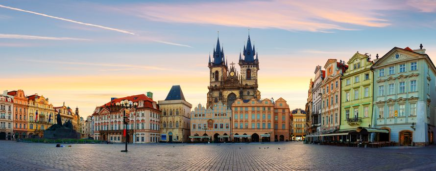 Town Square in Prague