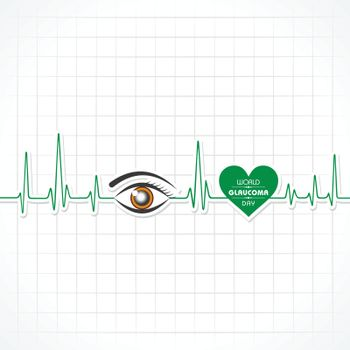 A Background for World Glaucoma Day - 12 March