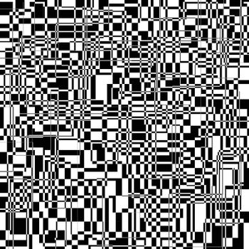 Black and write perspective abstract background.