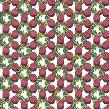 Abstract background and seamless pattern.