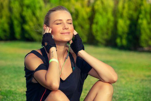 Break after good workout