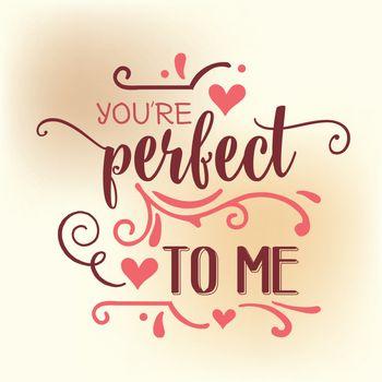 Romantic love quote
