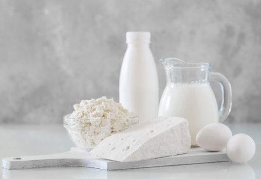 Home made dairy products