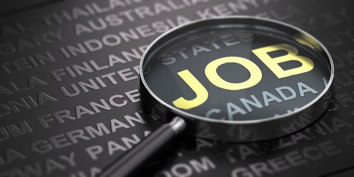 Seeking for an International Job