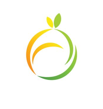 abstract freshness fruit logo health concept symbol icon vector design illustration