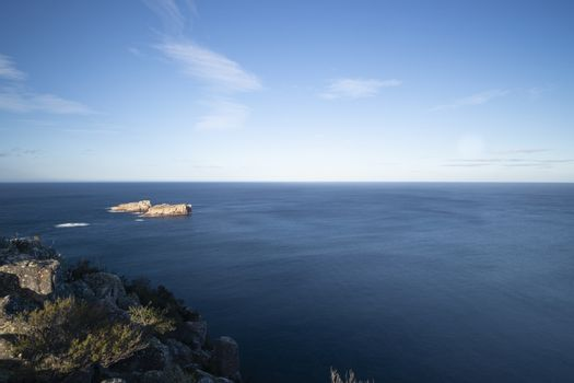 Carp Bay in Freycinet National Park