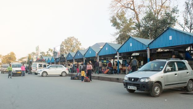 New Jalpaiguri Junction railway, May 1 2018- NJP station in a day. Entry point to Nepal, Sikkim, Bhutan, Bangladesh and 7 sister states Assam, Arunachal, Nagaland, Manipur, Mizoram, Tripura, Meghalaya