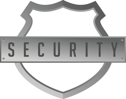 protection shield antivirus sign