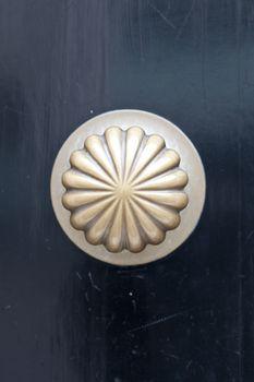 Ancient italian door handle.