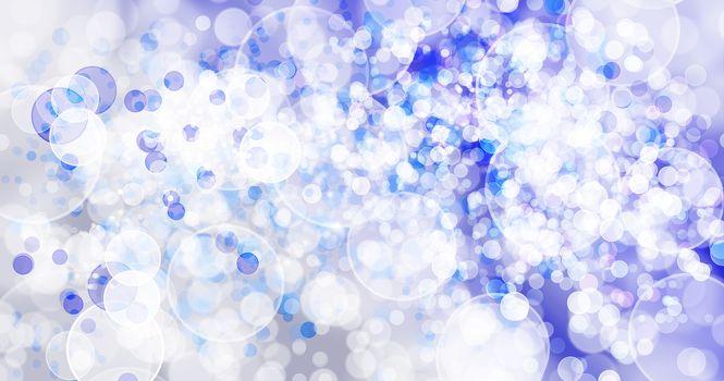 Purple background.Bokeh Purple background.