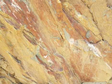 red and grey rock or boulder or stone outdoor geology