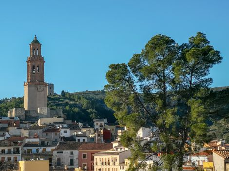Jerica bell tower in Castellon