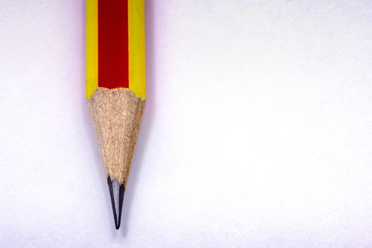 A Sharpened Pencil Ready to be Put to Use