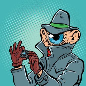 spy eye surveillance