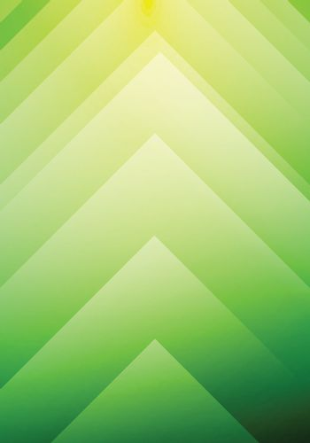 Abstract green ecology arrows direction concept background. You can use for brochure, leaftlet, flyer, presentation, banner web, poster, etc. Vector illustration