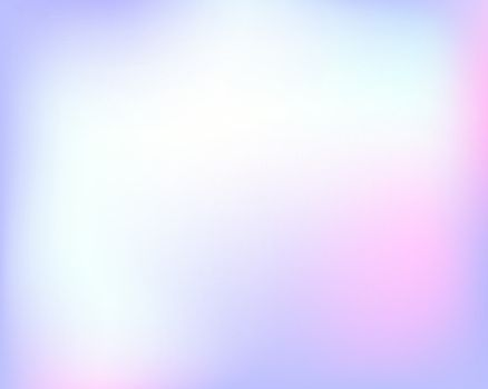 Abstract light white blue violet bright blured gradient background. Vector llustration