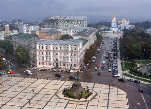 View to St. Michael's Monastery,Kiev