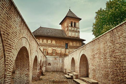 Strehaia Monastery, Romania