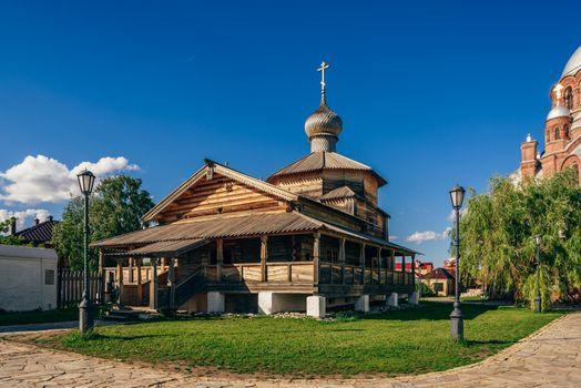 Holy Trinity Church of John-Baptist Monastery.