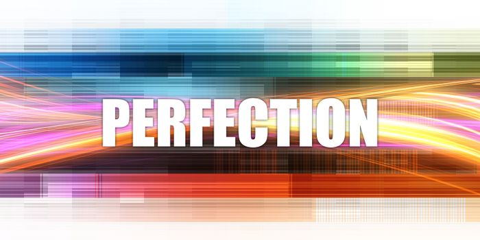 Perfection Corporate Concept