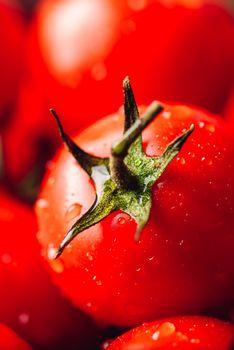 Cherry Tomatoes Backdrop