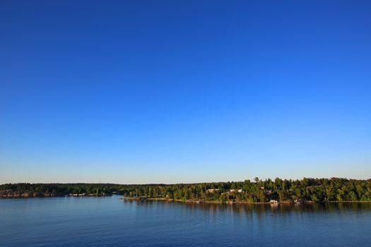 Gulf of Bothnia near Holmsund