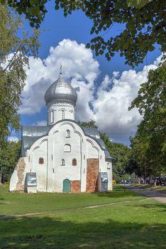 Church of St Vlasii, Veliky Novgorod