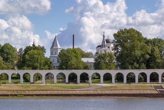Yaroslav's Court, Veliky Novgorod
