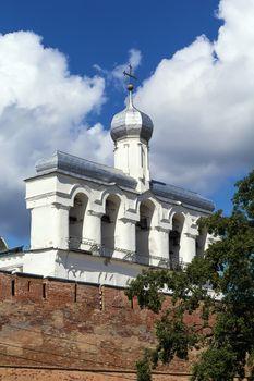 belfry of St. Sophia Cathedral, Veliky Novgorod